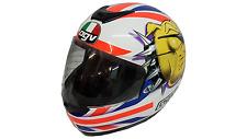 AGV KINETIC BRITISH BULLDOG MOTORCYCLE HELMET SIZE M