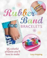 Rubber Band Bracelets: 35 colorful projects you'll love to make - LikeNew - Hopp