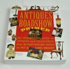 1999 ANTIQUES ROADSHOW PRIMER BOOK COLLECTIBLES GUIDE REFERENCE