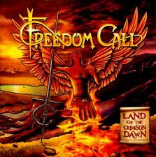 NEW* CD Album Freedom Call : Land Of The Crimson Dawn (Mini LP Style Card Case)