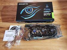 GIGABYTE Nvidia GeForce GTX 770 OC (4096 MB) (GV-N770OC-4GD) Grafikkarte