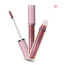 Long Lasting Moisturizer Liquid Cosmetic Lipstick Waterproof Shimmer Gloss 1#