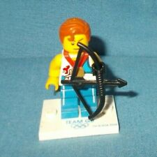 LEGO OLYMPIC MINI FIGURE SERIES ARCHER MINI FIGURE