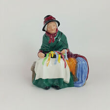 More details for royal doulton figurine - silks and ribbons hn2017 – 331 rd