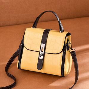 Tote Bags Women Large Capacity Handbags PU Shoulder Messenger Elegant Crossbody