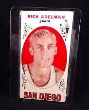 1969-70 Topps Basketball Card #23 Rick Adelman RC - >45 years old! See the pics