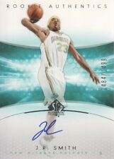 2004-05 SP Authentic Basketball #170 J.R. Smith RC AUTO /1499