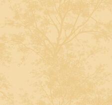TREE SILHOUETTE SIDEWALL WALLPAPER YV9016 DOUBLE ROLL