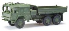 MAN N 4530 7t 6x6 camion benne - Roco - Echelle 1/87 (HO)
