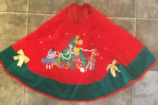 Disney Winnie The Pooh Tree Skirt Embroidered New Tigger Piglet Eeyore
