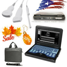 Portable Laptop Ultrasound Scanner Full Digital Machine System with 3 Probes, US