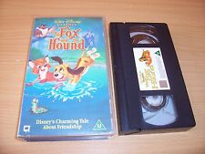 The Fox And The Hound (VHS/SUR, 2000)