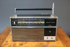 Grundig Yacht Boy Transistor Radio LW MW SW FM Vintage Retro 1970s Spares Repair