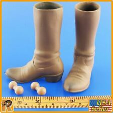 Good Cowboy V4 - Boots w/ Pegs - 1/6 Scale - Redman Action Figures