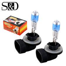 2x 881 H27W/2 894 White Fog Halogen Bulbs 27W Auto Car Driving Light Lamps 5000K