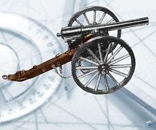 Vintage 1/16 Scale  20-pounder, Parrott rifle Civil War Cannon Plan & Build Note