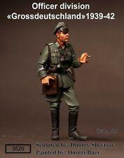 """Soga Miniatures 1/35 #3520 German Officer Division """"Grossdeutschland"""" 1939-42"""