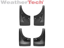 WeatherTech No-Drill MudFlaps for Chevy Tahoe Z71 - 2007-2014 - Front/Rear Set