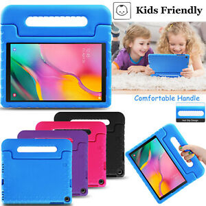 For Samsung Galaxy Tab A 2019 10.1'' T510 Full Body Case Stand Handle Cover Kids