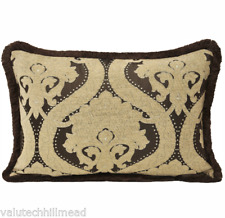 Fairmont Park - Scunthorpe Cushion Cover In Mocha [Brown/ Beige] 40 x 60cm