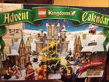 LEGO Kingdoms Exclusive Set #7952 2010 Advent Calendar Brand New!