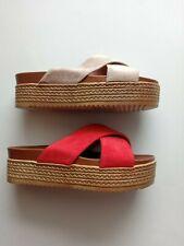 """Slide in Sandal, Women's, Slip on Slide,Faux Suede Vamp  'Pick your Size& Color"""""""
