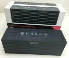 Jawbone Big Jambox Portable Speaker System - Graphite Hex TESTED