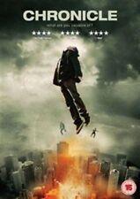 Chronicle DVD Michael Jordan Kelly Josh Trank Original UK Release New Sealed R2
