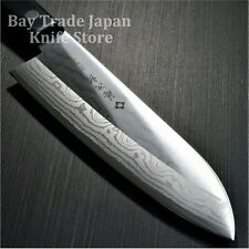Japanese Tojiro Damascus VG10 Santoku Kitchen Knife 170mm F-331 Japan