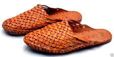 kolhapuri women US 7 handmade leather sandal shoes indian buffalo leather