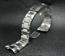 REPLACEMENT NEW 20MM SILVER OYSTER BAND/BRACELET FOR ROLEX SUBMARINER WATCHES