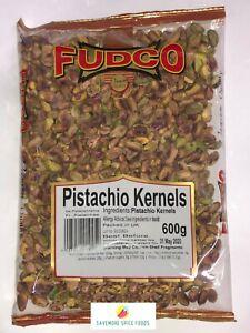 PISTACHIO KERNELS FUDCO - PISTACHIO KERNELS - FUDCO PISTACHIO - PISTA - 600g