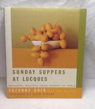 Sunday Suppers at Lucques: Seasonal Recipes from Market to Table Cookbook