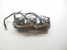 Yamaha Outboard Starter Relay, Relay Assembly, Bracket P.N. 6E5-81941-11-00, ...