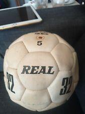 More details for vintage mitre football signed