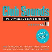 Club Sounds,Vol.90 von Various   CD   Zustand sehr gut