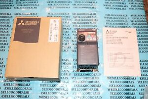 Mitsubishi Electric FR-D720-042-W1 AC Inverter Drive 200-240V New