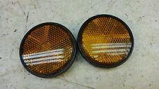 1979-83 Honda CX500 CX 500 Deluxe H1212' reflector set pair
