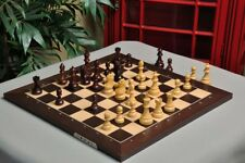 The DGT Projects Electronic Chess Board (eBoard) - USB Wenge - with Royal Chess