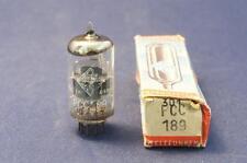 PCC189 Telefunken (7ES8) - NOS (~ 6DJ8 /ECC88) 1971 - rare