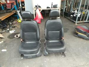 SKODA YETI 2 FRONT LEATHER SEATS, 5L, 09/11-17