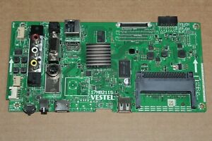 LCD TV MAIN BOARD 17MB211S 23573807 For Polaroid P49FP0118A 64
