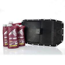 Hydraulikfilter + 7L Getriebeöl Automatikgetriebe für BMW 5 E60 E61 525 - 545 X3