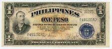 Philippines … P-117c … 1 Peso … ND (1949) … (~): *UNC*
