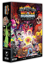 Epic Spell Wars: Duel at Mt. Skullzfyre Board Game Sealed