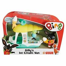 Fisher Price Bing Gilly's Ice Cream Van Playset