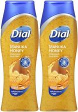 Dial Manuka Honey Body Wash, 21 Ounce (2 pack)