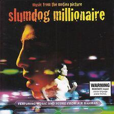 SLUMDOG MILLIONAIRE Motion Picture Soundtrack CD - New