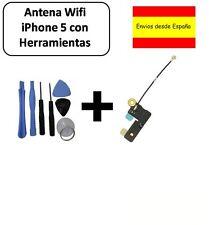 ANTENA WIFI IPHONE 5 5G REPUESTO WIRELESS REPARACIÓN CON HERRAMIENTAS.