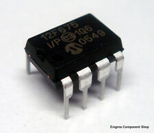 PIC 12F675 I/P Microcontroller IC - 8 pin DIL package - UK SELLER. Fast Dispatch